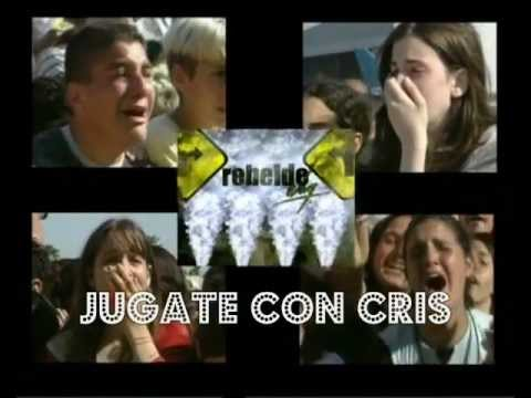 REBELDE WAY - BACK ISRAEL 2003 -