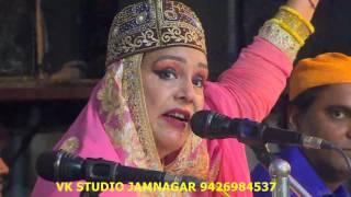 Dekha Roza Tumara To Maza Aa Gaya    Parveen Rangeeli    Dhinchda    Jamnagar
