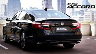 2020 HONDA ACCORD HYBRID - Best Sedan For Families! (Efficiency with Performance)