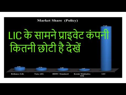 LIC Market Share
