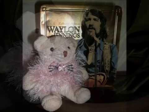Barbara Fairchild ~ LIVE Waylon Jennings The Teddy Bear Song Live