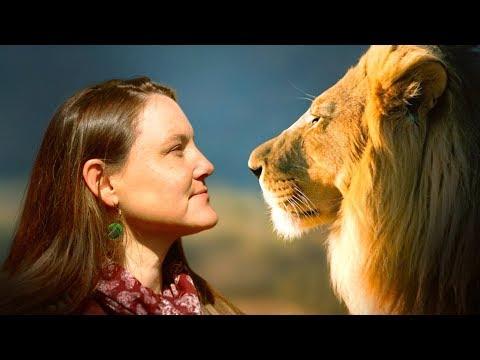La Mujer Que Habla Con Los Animales   Naturnia