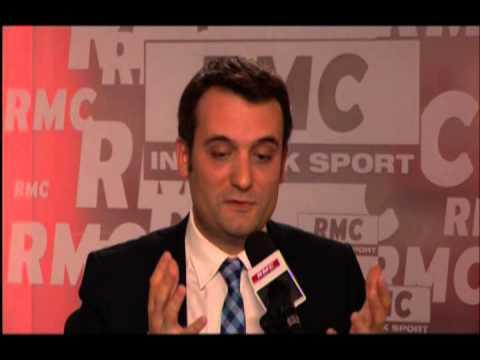 "Florian Philippot: ""Edouard Martin est le traître de Florange"""