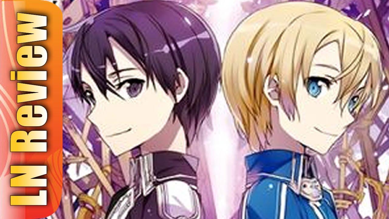 Review: Sword Art Online: Alicization [Light novel, vol 09 – 14]