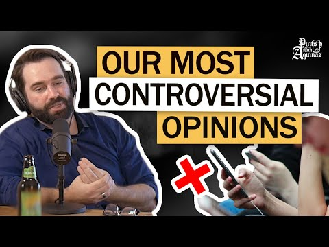 Some Controversial Thoughts /W Matt Walsh