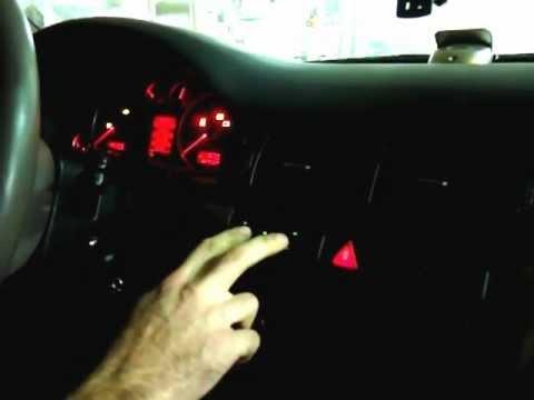 подъем авто с пневмоподвеской