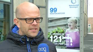 Waterbedrijf Groningen geeft wintertips voor de waterleiding