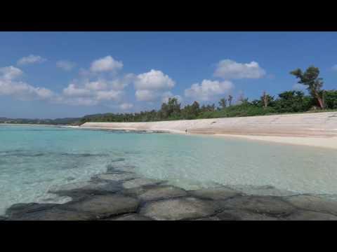 Tatami-ishi 畳石(Tatami-Rocks) - Ou Island