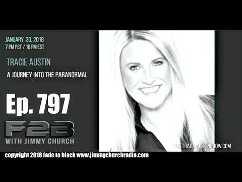 Ep. 797 FADE to BLACK Jimmy Church w/ Tracie Austin : Days of Disclosure : LIVE