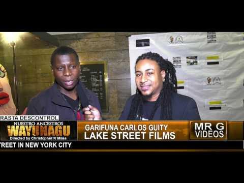 Wayunagu Movie Premiere in New York  CARLOS GUITY