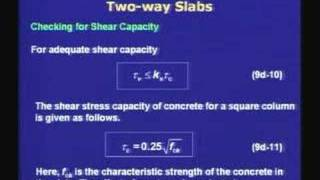 Lecture-38-Two-Way Slabs(Part-2)