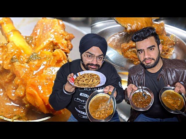 Rehri Wala fried Chicken Pakora, खरोरे Soup, Mutton & Chicken व्यंजन 🐔   Gurgaon Food