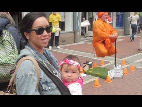 LEVITATING IN DUBLIN?! - June 14, 2013 - itsJudysLife Vlog