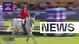 Beezie Madden secures US victory in a thrilling Jump Off | Longines FEI Jumping Nations Cup™