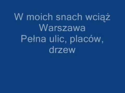 Lady Pank-Stacja Warszawa+tekst