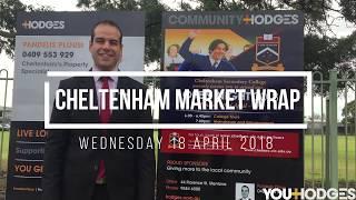 Cheltenham Market Wrap 3192 – Wednesday 18th April 2018