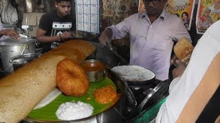 Dosa idly Samber | South Indian Food in Kolkata Hare Street | Street Food Loves You thumbnail