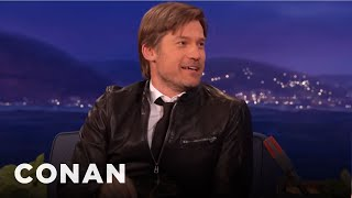 "Nikolaj Coster-Waldau's ""Game Of Thrones"" Spoilers  - CONAN on TBS"