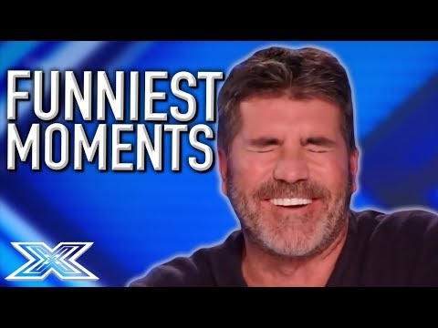 FUNNIEST AUDITIONS On The X Factor Part 2 | X Factor Global