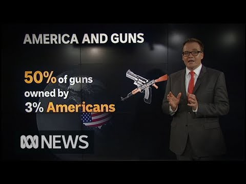 Gun ownership in America: What do the stats say?