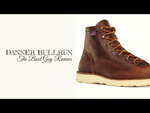 "DANNER BULL RUN 6"" STYLE NO. 15552 [The Boot Guy Review]"