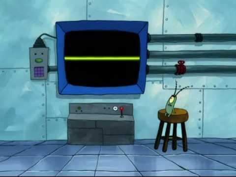 SpongeBob SquarePants - Goo Goo Gas