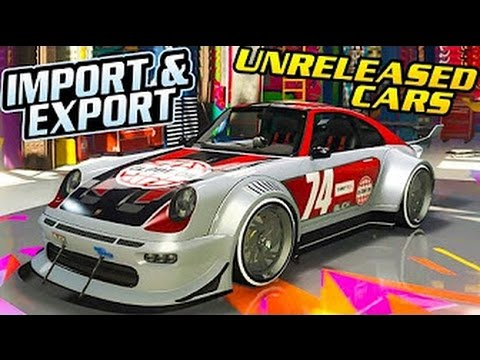 gta online import export dlc giant 100 000 000 spending spree buying all new cars. Black Bedroom Furniture Sets. Home Design Ideas