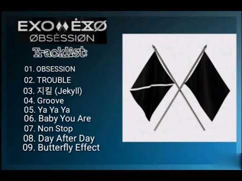 Download TRACKLIST EXO 'OBSESSION' The 6th Album Mp4 baru