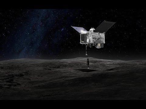La sonda Osiris-REX llega al ancestral asteroide Bennu
