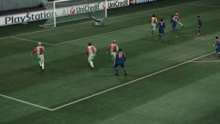 Pro Evolution Soccer 2010 Gameplay PC HD