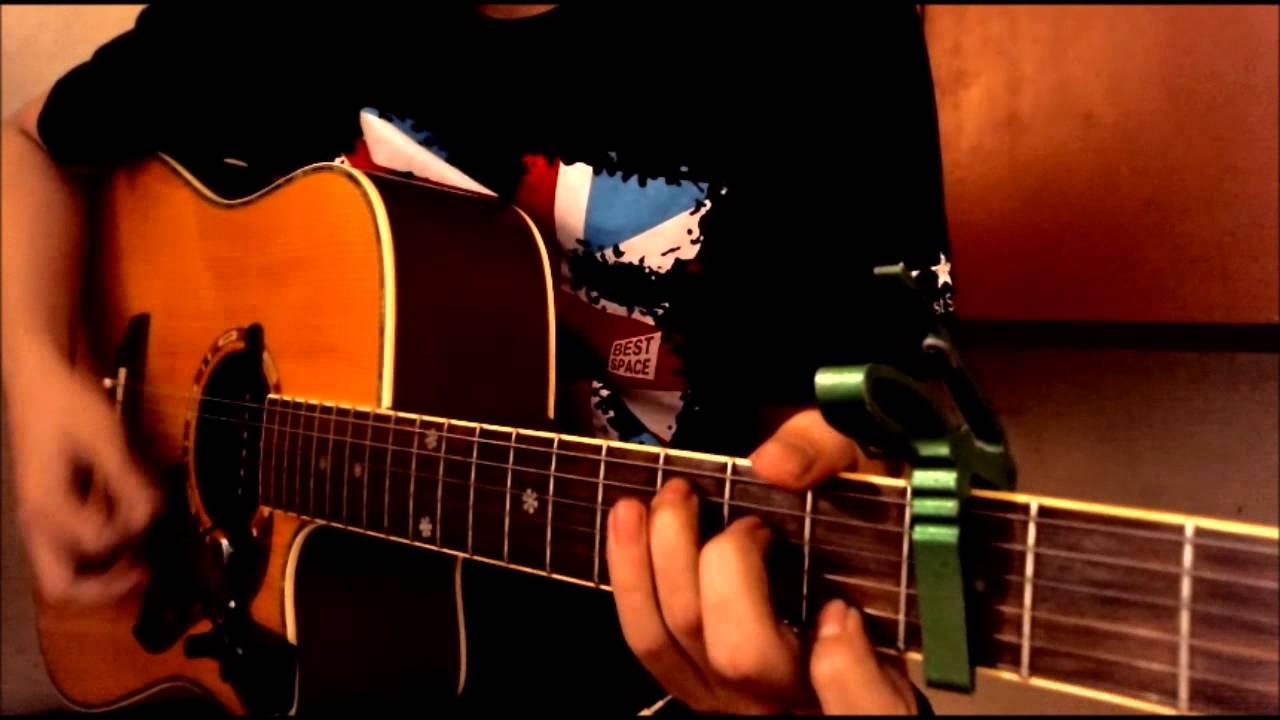 This Love Chords Maroon 5 Chordsworld Guitar Tutorial Youtube