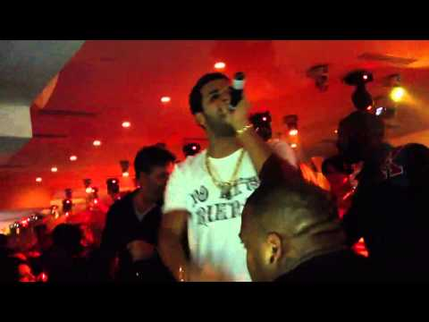 Drake performs POP THAT at Compound ATLANA