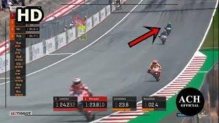 Ada Apa Dengan ROSSI...? Hasil Kualifikasi MotoGP Austria 2018 -  Marquez Menggila