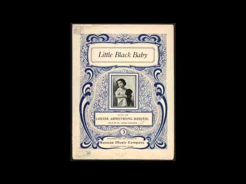 Scott Joplin - Little Black Baby (1903)