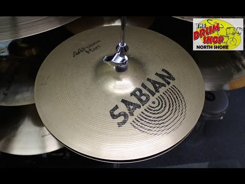 Sabian AA Fusion Hi-Hats 13'' - The Drum Shop North Shore