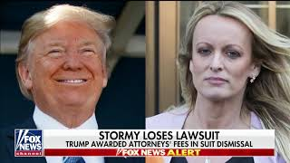 Stormy Daniels defamation suit against Trump dismissed