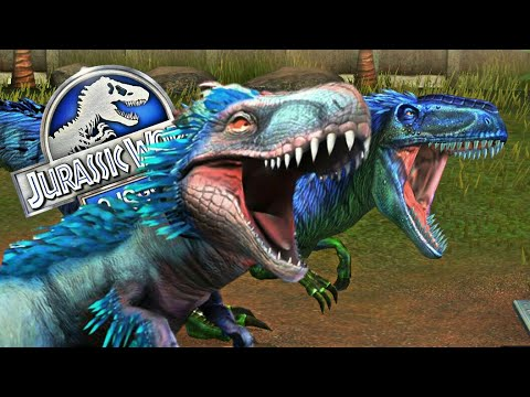 Em Busca do Híbrido Yudon #3 [Criando Yudon] Adeus Tio Rex! Jurassic World o Jogo [The Game]