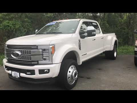 2018 Ford F-450 Super Duty Platinum (S6069)