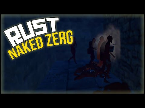 The Naked Army Went Deep (Rust Duo Survival)