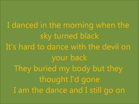 Lord of the Dance Lyric Video