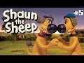 Shaun the Sheep -  Little Sheep of Horrors S1E5 DVDRip XvID