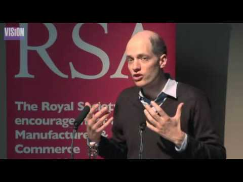 Alain de Botton - The Pleasures and Sorrows of Work