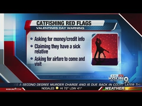 Video Signs of catfishing
