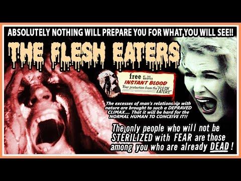 The Flesh Eaters (1964) Trailer - B&W / 1:03 mins