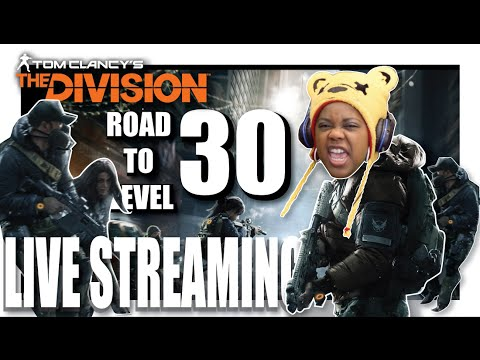 Live Stream Tom Clancy's The Division | Doing It For ...
