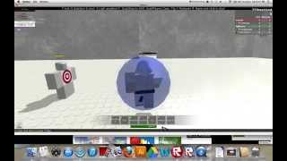 MY kung fu game on ROBLOX