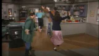 SEINFELD - Behind the Scenes, Bloopers, Outtakes, and Cast Introductions