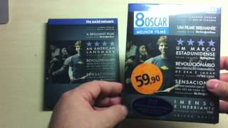 Blu-ray - A Rede Social (2 discos)