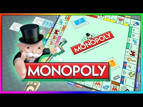 DOUBLE KILL 2 SIXES - Monopoly with SideArms and Speedy!