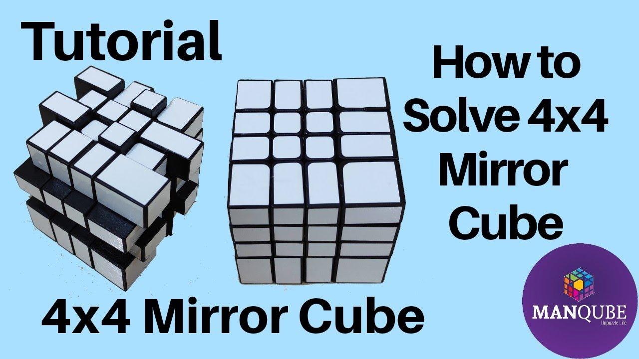 Mirror Cube 4x4